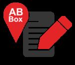 Box a louer garde meuble picto-contrat AB BOX